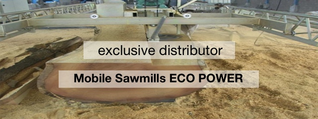 portable sawmill Eco Power